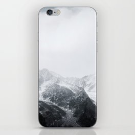 Morning in the Mountains - Nature Photography iPhone Skin