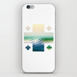 Count Your Blessings iPhone Skin
