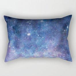 Watercolor's Sky Rectangular Pillow