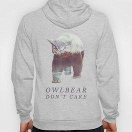 Owlbear (Typography) Hoody