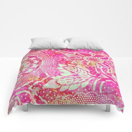 Boheme Pop Comforters