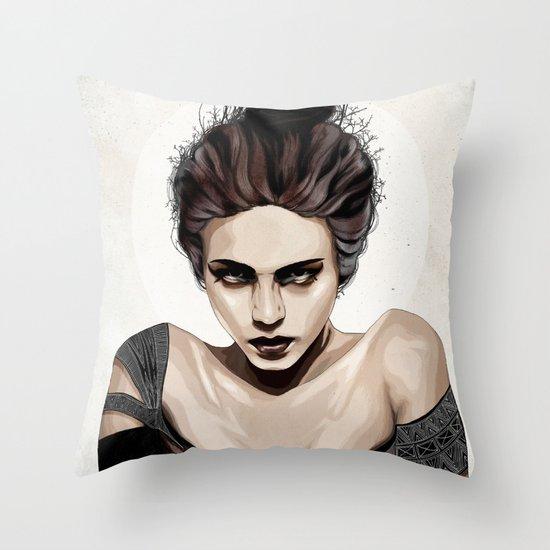 Mother, dear Throw Pillow