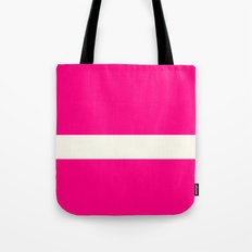 Pink Scale Tote Bag
