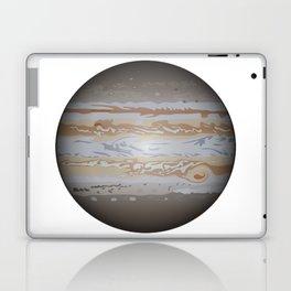 Planet Jupiter Laptop & iPad Skin