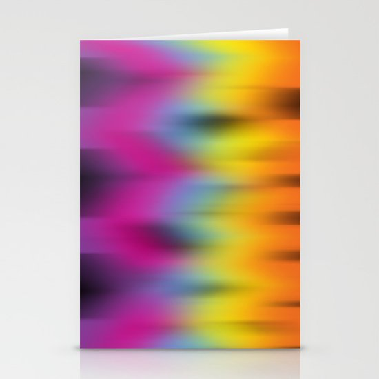 Now That's Abstract! Stationery Cards