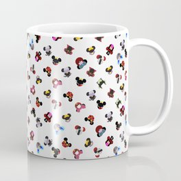 Villains Mouse Ears Coffee Mug