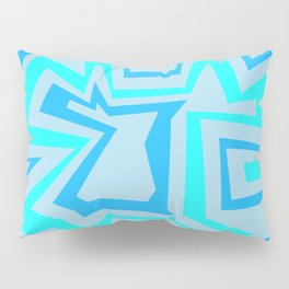 Ice Banded - Coral Reef Series 009 Pillow Sham