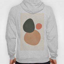 abstract minimal 21 Hoody