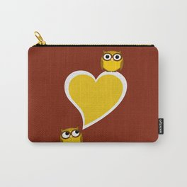 Hoo? Me? Carry-All Pouch