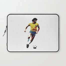 Socrates, Brazilian soccer superman Laptop Sleeve