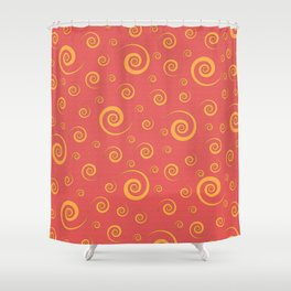 Hypno II Shower Curtain