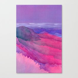 Best of All Lookout Canvas Print