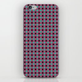 Christmasy Pattern iPhone Skin