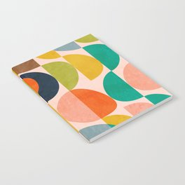 shapes abstract II Notebook