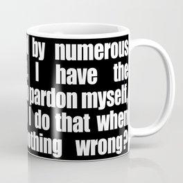 TRUMP TWEET 7 Coffee Mug