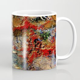 Abstract: Revisited, Version#1 Coffee Mug