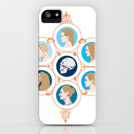 Circle of Life iPhone Case