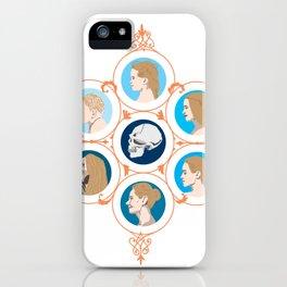Circle of Life iPhone Case