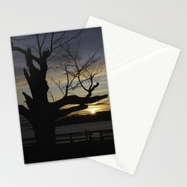 Ft. Sewall at Sunrise - Marblehead, MA 1/20 Stationery Cards