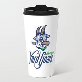 Yard Goats Travel Mug