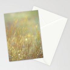 Meadow Awakening - Morning Landscape Stationery Cards