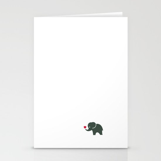 Elliefant Stationery Cards
