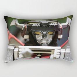 Defender of the Universe Rectangular Pillow