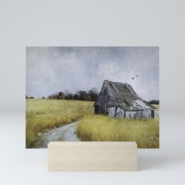 An Honorable Pact with Solitude Mini Art Print