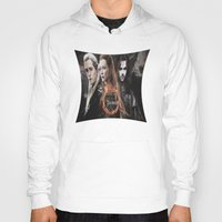 kili Hoodies featuring kili,legolas,tauriel,the hobbit,lord of the rings by ira gora