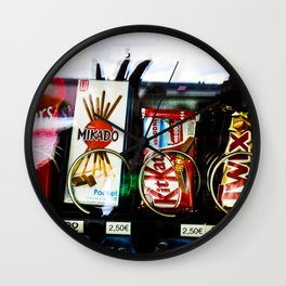 The Yummy Candy Wall Clock