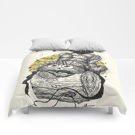 8. Swamp Monster Comforters