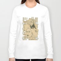 wild things Long Sleeve T-shirts featuring Wild Things by SuburbanSavage