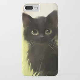 Savage Cat iPhone Case