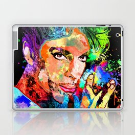 Prince Grunge Laptop & iPad Skin