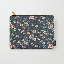 Daisy chain: floral pattern Carry-All Pouch