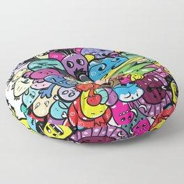 Monster friends Floor Pillow