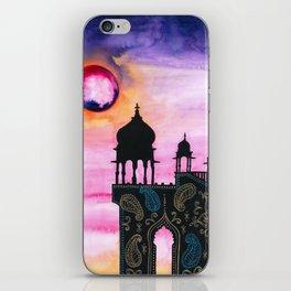 Rajasthan Sunset iPhone Skin