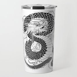 Chinese Dragon Travel Mug