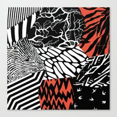 Blurryface Canvas Print