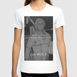 Just WOO it T-shirt