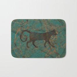 Wicca Cat Protector Bath Mat