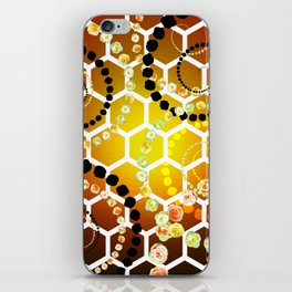 Honeycomb iPhone Skin