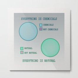Everything is.. Metal Print