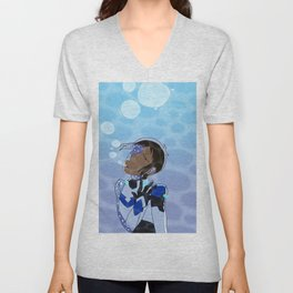 Water boy Unisex V-Neck