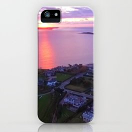 Napatree Point Sunset - Watch Hill - Westerly, Rhode Island iPhone Case