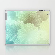 Sea Blossoms Laptop & iPad Skin