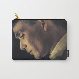 Peaky Blinders, Cillian Murphy, Thomas Shelby, BBC Tv series, gangster family Carry-All Pouch