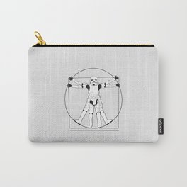 Vitruvian Stormtrooper Carry-All Pouch