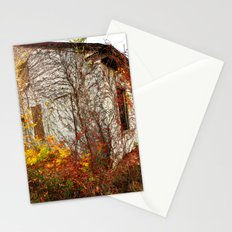 Somewhere in Rhode Island - Abandoned Mill 002 Stationery Cards