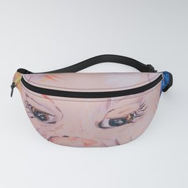 Blue Ribbon Pig Fanny Pack